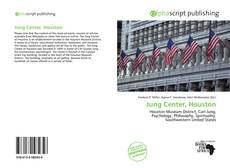Bookcover of Jung Center, Houston