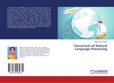Constructs of Natural Language Processing的封面