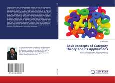 Bookcover of Basic concepts of Category Theory and its Applications