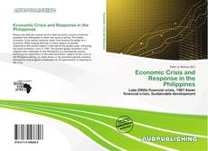 Couverture de Economic Crisis and Response in the Philippines