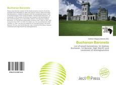 Buchcover von Buchanan Baronets