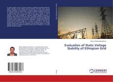 Capa do livro de Evaluation of Static Voltage Stability of Ethiopian Grid