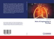 Bookcover of Role of Engineering in Therapy