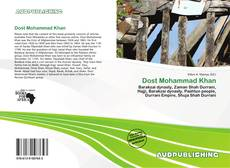 Bookcover of Dost Mohammad Khan