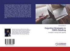 Capa do livro de Cognitive Strategies in TOEFL Reading