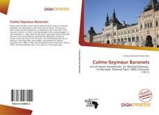 Buchcover von Culme-Seymour Baronets