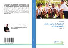 Couverture de Anthologie du football contemporain