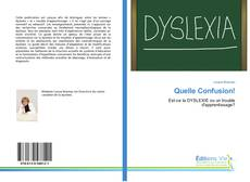 Bookcover of Quelle Confusion!