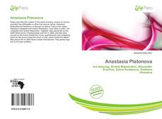 Bookcover of Anastasia Platonova