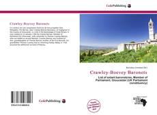 Couverture de Crawley-Boevey Baronets