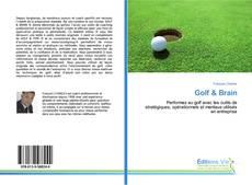 Golf & Brain kitap kapağı
