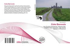Bookcover of Coke Baronets