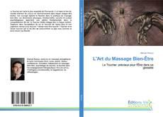 Portada del libro de L'Art du Massage Bien-Être