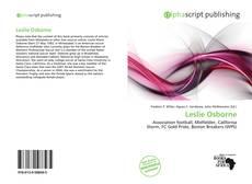 Bookcover of Leslie Osborne