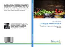 Bookcover of L'énergie dans l'assiette