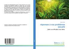 Capa do livro de réponses à vos problèmes sexuels