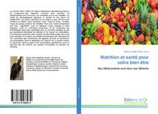 Couverture de Nutrition et santé pour votre bien être