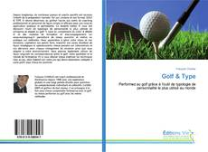 Bookcover of Golf & Type