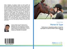 Обложка Horse & Type