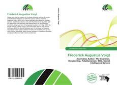 Portada del libro de Frederick Augustus Voigt
