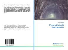 Buchcover von Psychothérapie émotionnelle