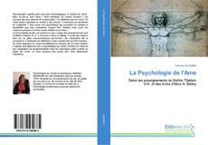 Couverture de La Psychologie de l'Ame