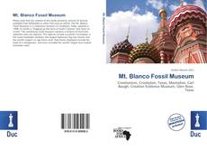Bookcover of Mt. Blanco Fossil Museum