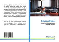Bookcover of Relation efficaces