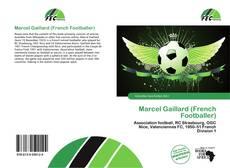 Copertina di Marcel Gaillard (French Footballer)