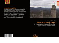 Bookcover of Edward Mackay Edgar