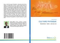 Buchcover von CULTURE PHYSIQUE