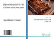 Buchcover von Manuel de la dévotion magique