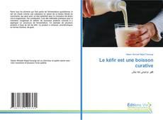 Buchcover von Le kéfir est une boisson curative