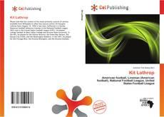 Buchcover von Kit Lathrop