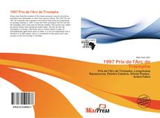 Capa do livro de 1997 Prix de l'Arc de Triomphe