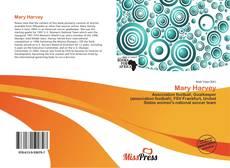 Capa do livro de Mary Harvey