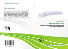 Bookcover of Financialization