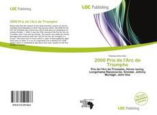 2000 Prix de l'Arc de Triomphe kitap kapağı