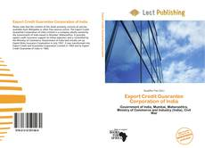 Export Credit Guarantee Corporation of India的封面