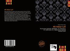 Bookcover of Ali Askar Lali
