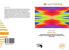 Bookcover of Arber Aliu
