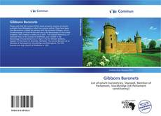 Bookcover of Gibbons Baronets