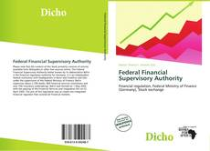 Buchcover von Federal Financial Supervisory Authority
