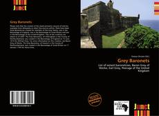 Bookcover of Grey Baronets