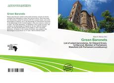 Couverture de Green Baronets