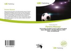 Bookcover of Ferenc Kocsur