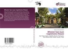 Portada del libro de Mission San Juan Capistrano (Texas)