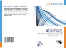 Borítókép a  Johnny Robinson (Defensive Tackle) - hoz
