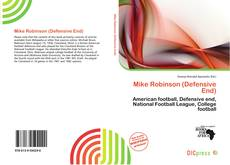 Bookcover of Mike Robinson (Defensive End)