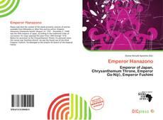 Обложка Emperor Hanazono